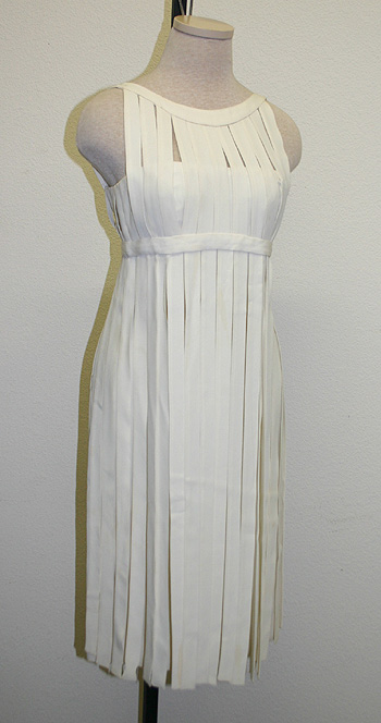 grecian sheath dress