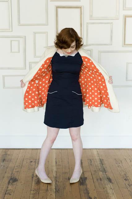 Colette Rooibos Dress