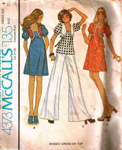 McCalls 4373