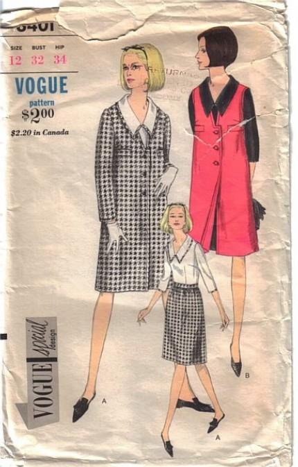 Vogue 6401