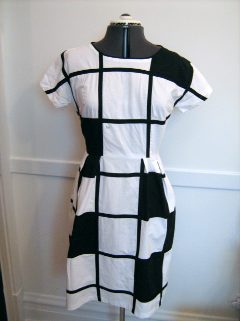2008 crossword dress