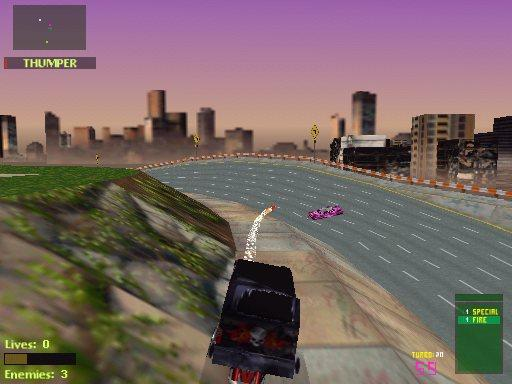 Twisted Metal 2 Download 1997 Sports Game