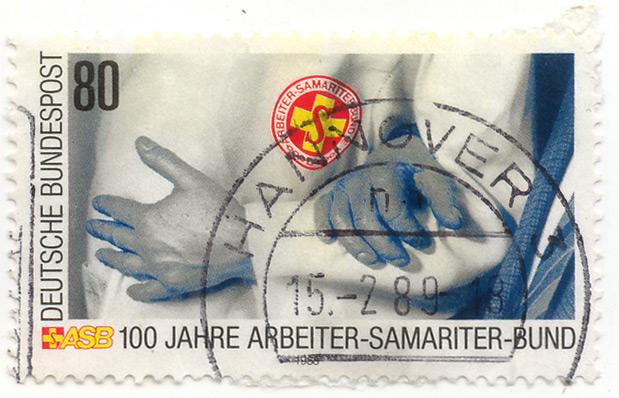 100 Jahre Arbeitersamariterbund (asb)  Deutsche