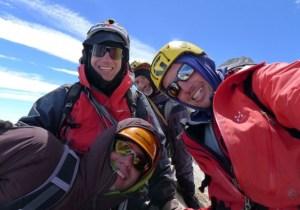 I tre alpinisti italiani dispersi sul Dome des Ecrins