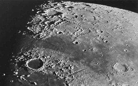 Le Alpi lunari (Consolidated Lunar Atlas di G.P. Kuiper)