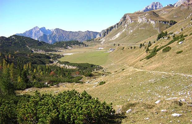 Altopiano di Erera-Brendol, cime sorprendenti lungamente vagheggiate