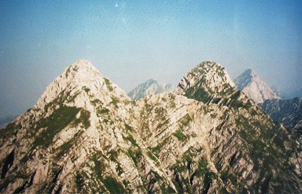 Le cime dei tuoi monti