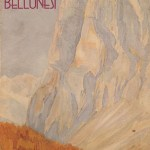 Copertina Monti e Valli Bellunesi (1935)