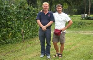 Alessandro Savio e Marco Anghileri
