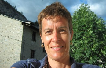 Renata Viviani, presidente Cai Lombardia