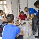 2. Caffè geografico a casa del Console (ph Enrico Ferri)