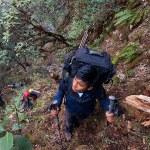 12. Passaggio nella foresta (ph E. Ferri – K2014.it)
