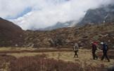 22. Nei pressi di Yongiotang, la piana del tempio-eremo di Guru Rimpoche