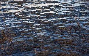 24. Acqua e ghiaccio nei pressi di Yongiotang