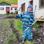 Davíð, mercoledì 23 luglio