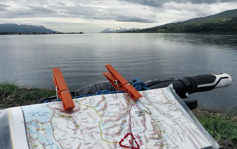 Alle porte di Akureyri, lunedì 28 luglio