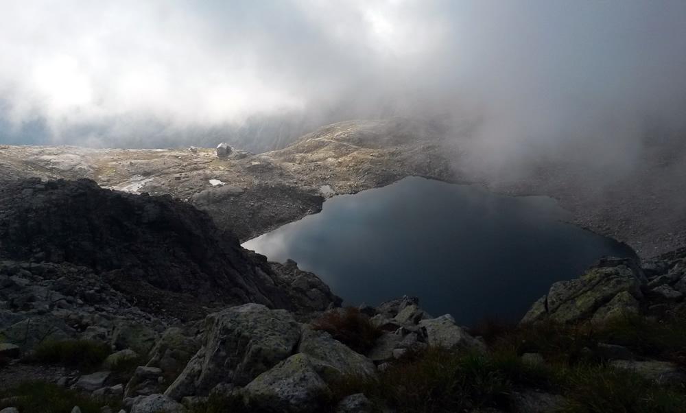 Rifugio Ottone Brentari (2473 m) a Cima d'Asta