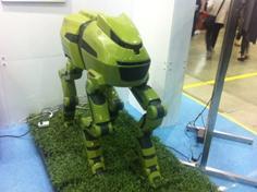 4족보행로봇