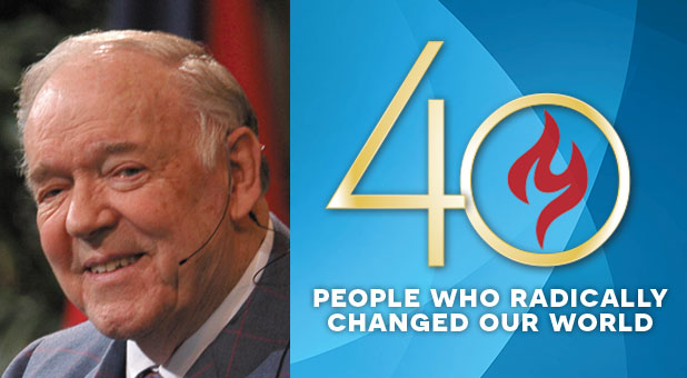 KENNETH HAGIN SR.: Father of the Word of Faith Movement