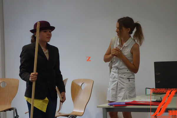 Denk Feuer Dalberg Gymnasium - English Drama Group