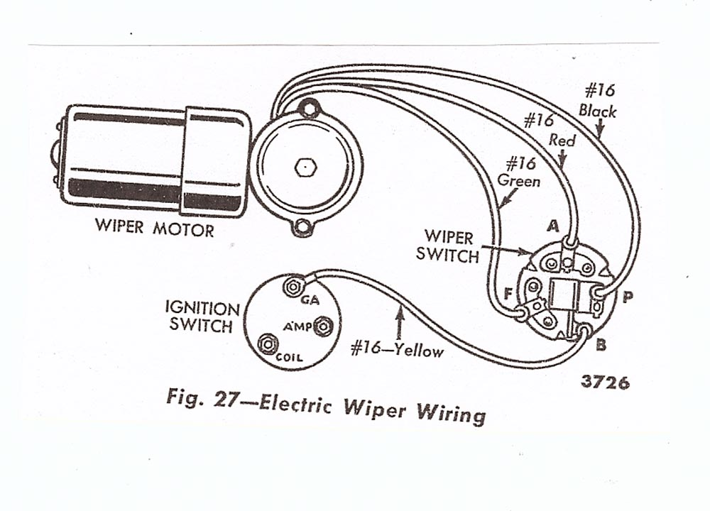 [DIAGRAM] Ford Escort Wiper Motor Wiring Diagram FULL