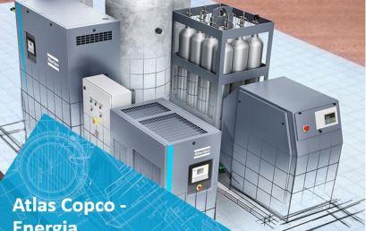 (Magyar) Atlas Copco: Energia megtakarítási lehetőségek sűrített levegő előállítása során