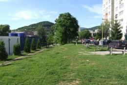 Detské ihrisko Tesco