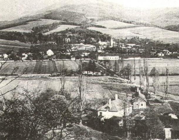 Pohľad na obec