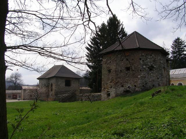 Štítnický hrad