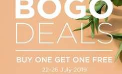 BOGO-fest – uke 30 + GIVEAWAY