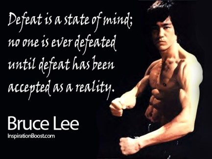 bruce lee the art of losing