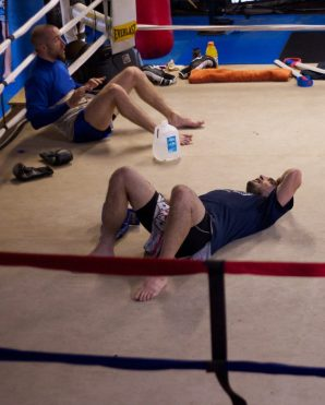 muay thai rest and recovery tips