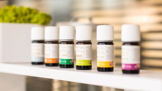 nouvelle gamme huiles essentielles Complex
