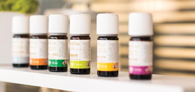 huiles essentielles Complex