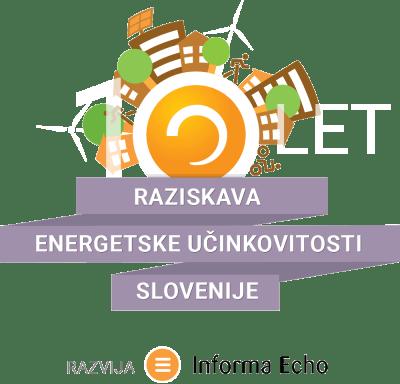 Raziskava energetke učinkovitosti Slovenije - REUS / Ilustracija: Branko Baćović