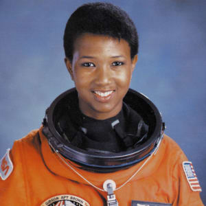 Mae C. Jemison, the first Black woman in space.