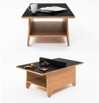 Mini Ping-pong Coffee Table | Stuff You Should Have