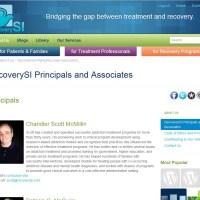 RecoverySI Principals and Associates