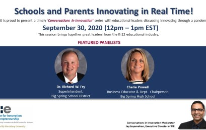 HU to host 'Schools and Parents: Innovating in Real Time!' discussion