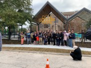 Dow Elementary Park Ribbon Cutting - January 11, 2020