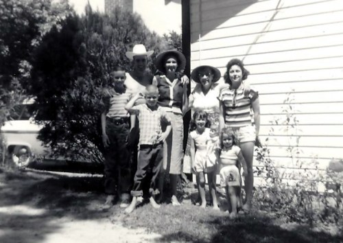 Family Scene