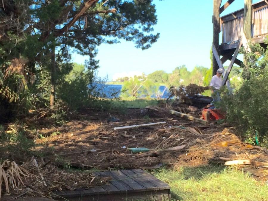 Hurricane Hermine Damages
