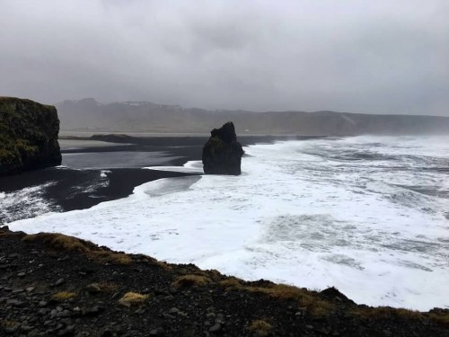 Have You Ever Seen a Black Beach?