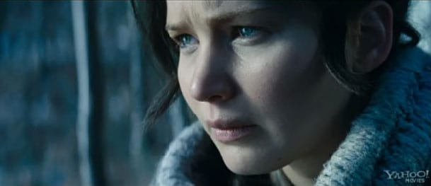 The Hunger Games: Catching Fire Trailer (video)