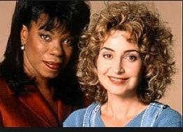 Lorraine Toussaint and Annie Potts