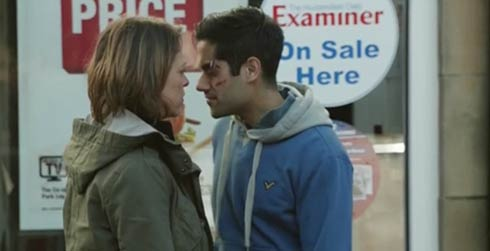 NIcola Walker and Sacha Dhawan
