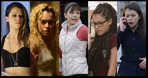 Trailers for Orphan Black, season 2