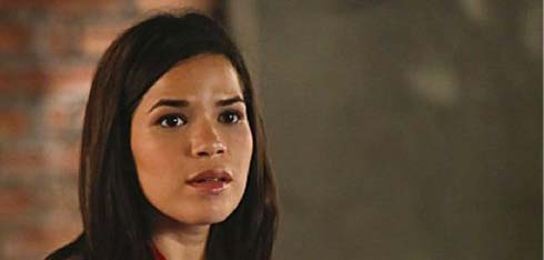 America Ferrera in The Good Wife