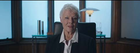 Judi Dench Fights R Rating in M's Persona – Updated
