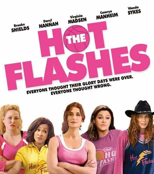 part of the hot flashes poster
